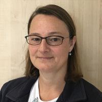 Bildungskoordinatiorin Stephanie Wizent