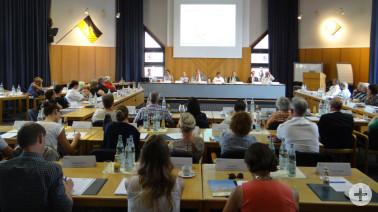 Plenumssitzung 2017