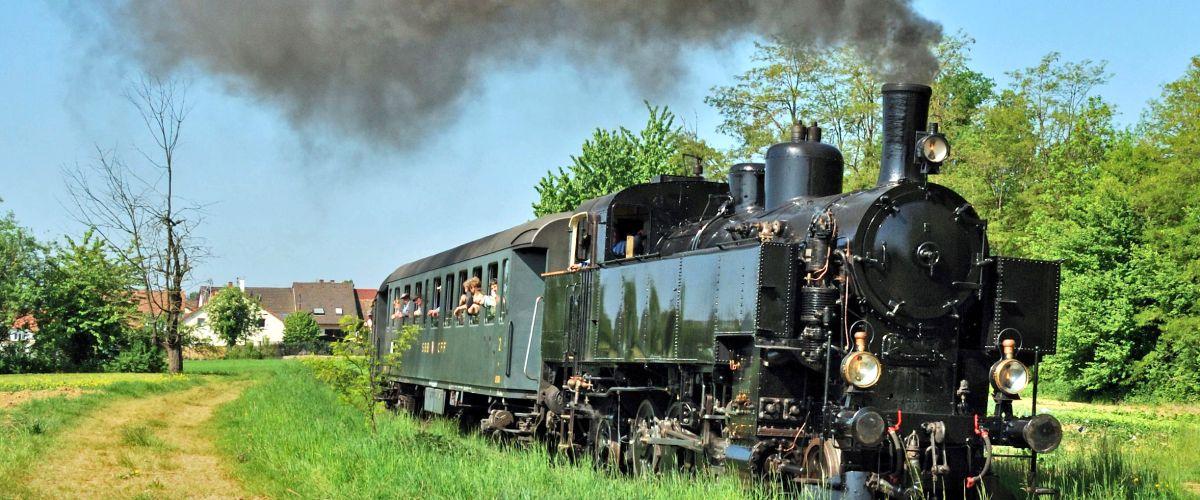 Kandertalbahn Binzen