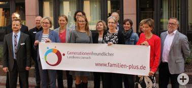 """Der """"Generationenfreundliche Landkreis Lörrach"""" mit neuem Auftritt und geschärftem Profil"""