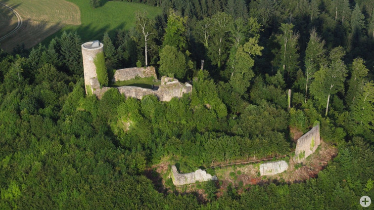 Sausenburg heute. Foto: Wolkenkratzer/Wikimedia Commons