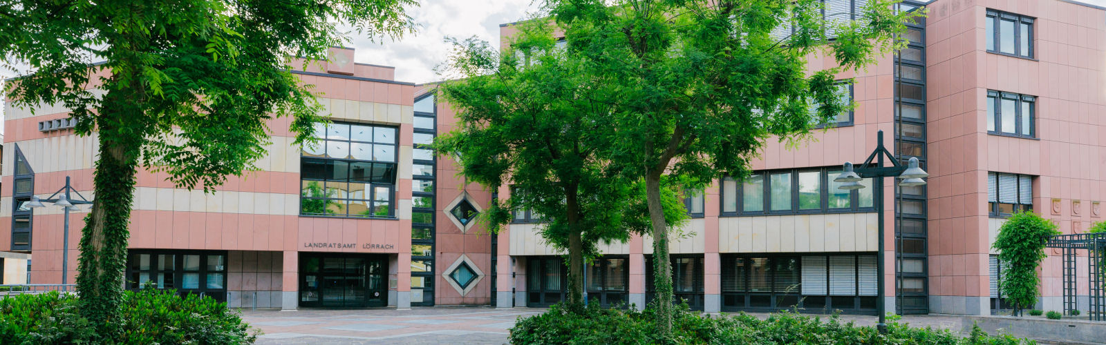 Landratsamt Lörrach - Haus 1