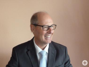 Dirk Werner ist der neue Fachbereichsleiter für Soziales im Landratsamt Lörrach