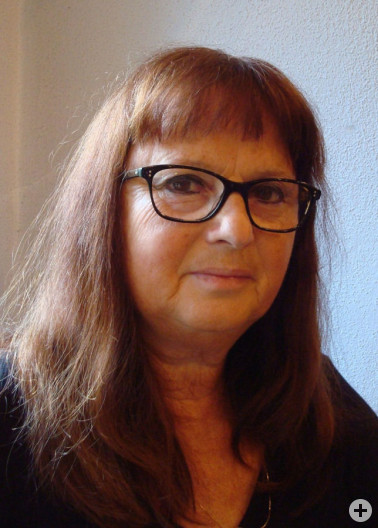 Kursleiterin Marie-Hélène Grimmig unterstützt Eltern von Frühgeborenen