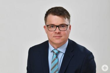 Daniel Tastl – neuer Wirtschaftsbeauftragter des Landkreises Lörrach