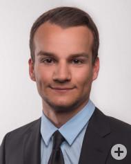 Klimaschutzmanager Daniel Baumann