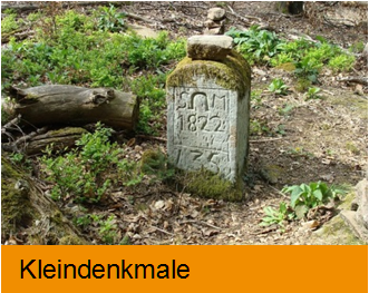 Bildkachel Kleindenkmale