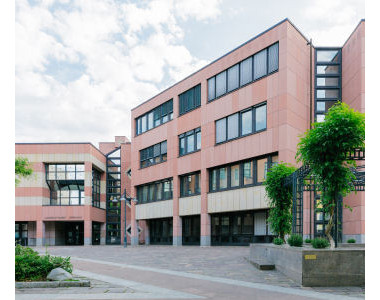 Landratsamt Lörrach, Palmstraße 3, Haupteingang