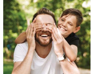 Neuer Kurs für Jungen und ihre Väter