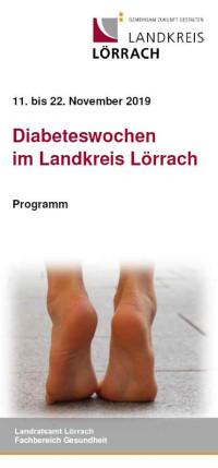 Flyer Diabeteswoche