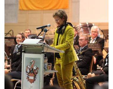 Gemeinsamer Neujahrsempfang mit der Stadt Zell im Wiesental