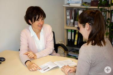Kostenlos und neutral beraten die Mitarbeiterinnen des Pflegestützpunkts rund ums Thema Pflege