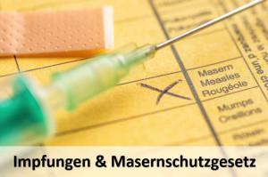 Impfungen & Masernschutzgesetz