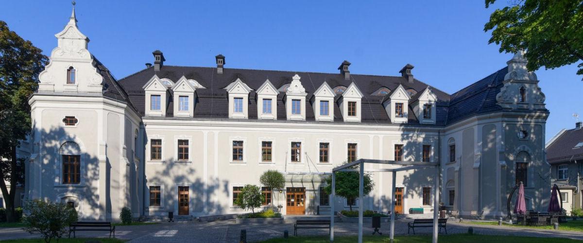 Hotel Zamek Lubliniecki - Lublinitzer Schloss - in Lubliniec