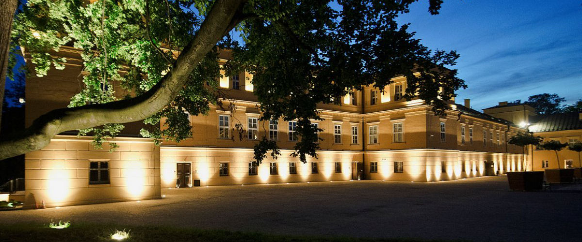 Schloss in Koszęcin