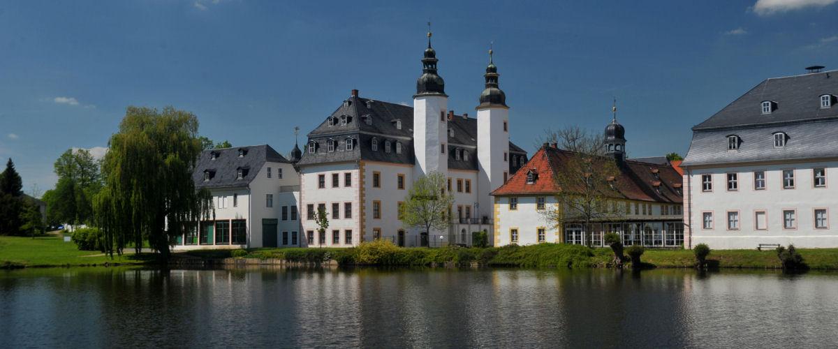 Deutsches Landwirtschaftsmuseum, Schloss Blankenhain