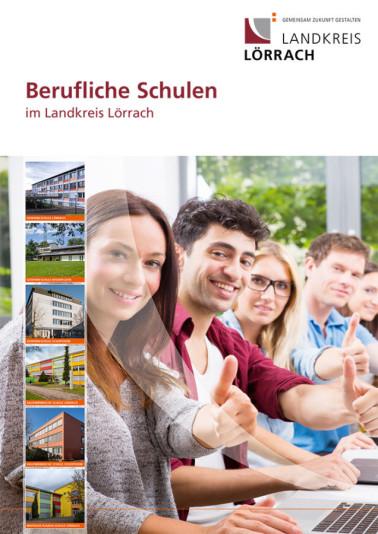 Broschüre Berufliche Schulen Landkreis Lörrach